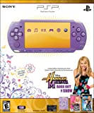 PlayStation Portable Limited Edition Hannah Montana Entertainment Pack - Li ....