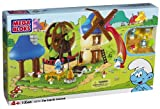 Mega Bloks Smurf Buildable Carnival Playset