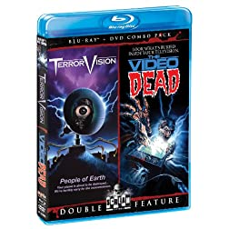 TerrorVision / The Video Dead (Bluray/DVD Combo)