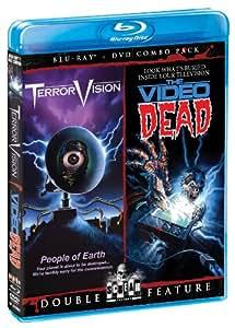 TerrorVision / The Video Dead (Bluray/DVD Combo) [Blu-ray]