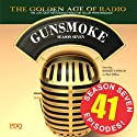 Gunsmoke: Season 7  by  PDQ AUDIOWORKS Narrated by William Conrad
