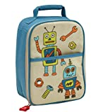 Sugarbooger Zippee! Lunch Tote, Retro Robot