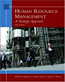 img - for Human Resource Management: A Strategic Approach book / textbook / text book