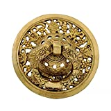 Redbag Dragon Brass Door Knocker