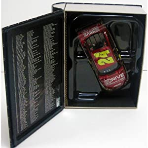 Jeff Gordon Unsigned 1:24 Scale Model Car w  Case by Hollywood Collectibles