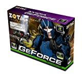 Zotac nVidia GeForce 7200GS 256 MB (512MB TC) DDR2 VGA/DVI/TV-Out PCI-Express Video Card ZT-72SEG7N-HSL