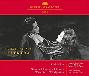 R. Strauss : Elektra