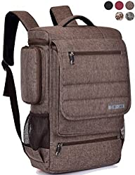Laptop Backpack ,BRINCH(TM) Multifunctional Unisex Luggage & Travel Bags Knapsack,rucksack Backpack…