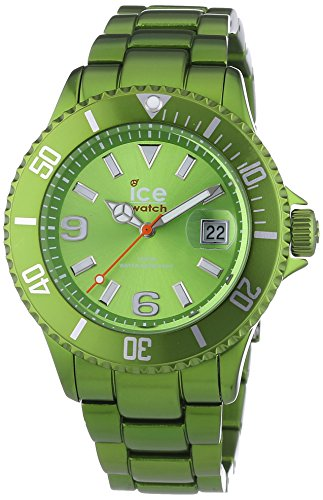 Ice-Watch Women'S Quartz Watch Sili Collection Al.Gn.U.A.12 With Plastic Strap