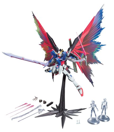 Bandai Hobby Extreme Blast Mode Mobile Suit Gundam Seed Destiny Model Kit (1/100 Scale) (Destiny Mobile compare prices)