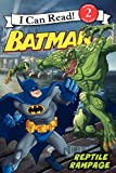 img - for Batman Classic: Reptile Rampage (I Can Read Book 2) book / textbook / text book