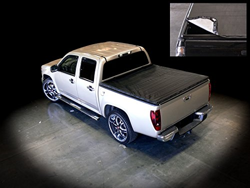 HS Power Snap-On Tonneau Cover 07-14 CHEVY SILVERADO/GMC SIERRA 6.5 ft TRUCK NEW BODY BED (Snap On Truck Bed Cover compare prices)