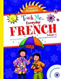 img - for Teach Me Everyday French Volume 2 - Celebrating the Seasons (French Edition) (Teach Me Everyday Language) book / textbook / text book