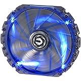 BitFenix BFF-LPRO-23030B-RP Spectre Pro 230mm LED Case Fan, Blue