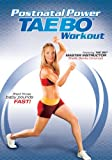 Postnatal Power: Taebo Workout [DVD] [Import]