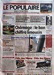POPULAIRE DU CENTRE (LE) [No 130] du...