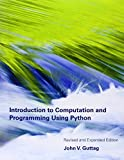 img - for Introduction to Computation and Programming Using Python by Guttag, John V. (2013) Paperback book / textbook / text book