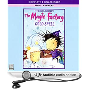 The Magic Factory: Cold Spell (Unabridged)