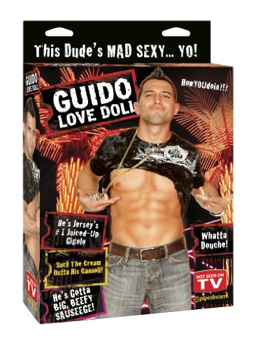 Pipedream Products Guido Love Doll