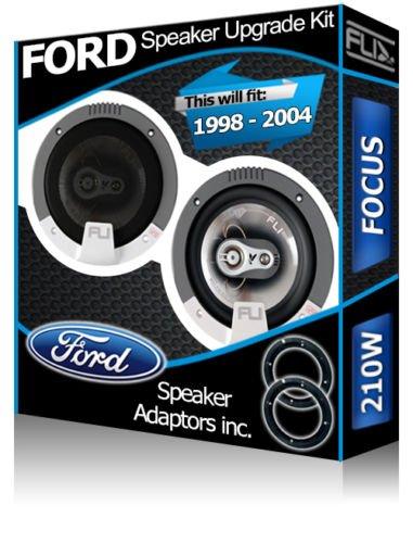 Ford Focus HECKKLAPPE LAUTSPRECHER Fli Auto-Lautsprecher Hülsen 230 mm