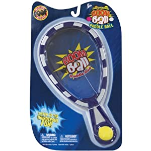 Boom Ball Paddleball-