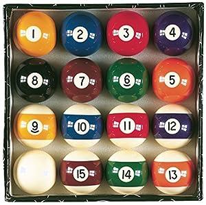 Viper Billiard Master Complete 16 Ball Set