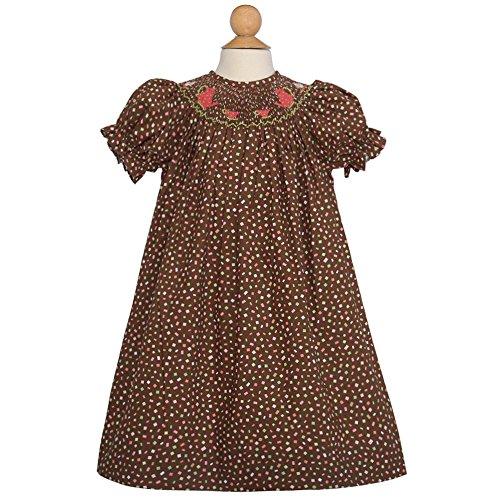 Smocked Childrens Dresses front-146402