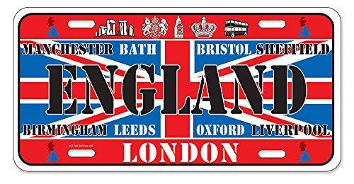 Dimension 9 Home Decorative Plates England Garden