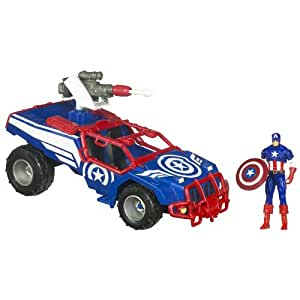 Marvel Captain America Battle Vehicle1
