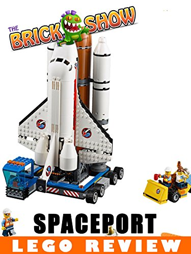 LEGO City Spaceport Review (60080)