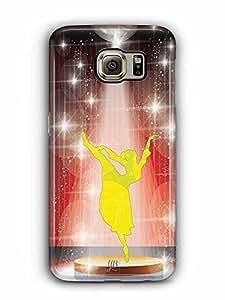 YuBingo Dance Dance Designer Mobile Case Back Cover for Samsung Galaxy S6