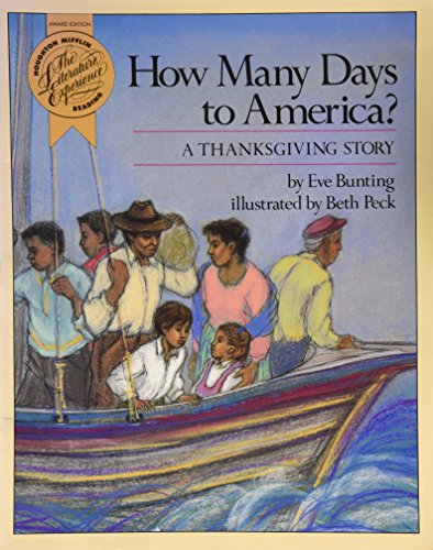 Houghton Mifflin Reading: Rd How Many Days America 5 Imp HOW MANY DAYS AMERICA (The Literature Experience 1993 Series)