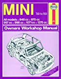 Haynes Garage Quality Car Repair Manual/Book For Mini (59 - 69) up to H * Including a De-Mister Pad and 1 Car Air Freshner.