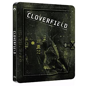 Cloverfield (Edition Collector limitée) [Blu-ray Steelbook]