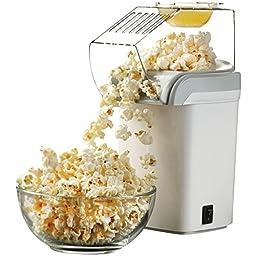 BRENTWOOD PC-486W Hot Air Popcorn Maker Home, garden & living