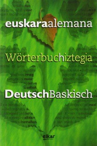 Euskara-Alemana / Alemana-Euskara hiztegia