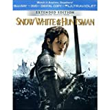 Snow White and the Huntsman Limited Collectible Character Edition Blu-ray / DVD / Digital Copy / Ultraviolet / Collectible Book - Kristen Stewart (Snow White) cover
