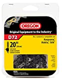 Oregon D72 20-Inch Vanguard Chain Saw Chain, Fits Husqvarna,...