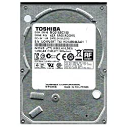 TOSHIBA MQ01ABC150 1.5TB 5400 RPM 8MB Cache 2.5 12mm SATA 3.0Gb/s internal notebook hard drive - Bare Drive