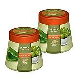 Trichup Hair Fall Control Herbal Hair Cream (200 ml x 2) (Pack of 2)