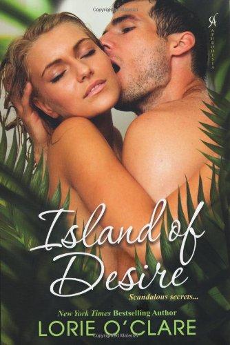 Image of Island of Desire (Aphrodisia Erotic Romance)
