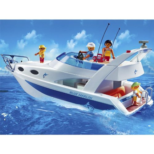 Playmobil 3645 Family Yacht