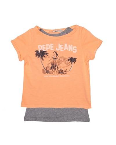Pepe Jeans London T-shirt Pearl [Arancione]