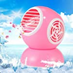 Patec� Portable Desktop Small Fan Min...