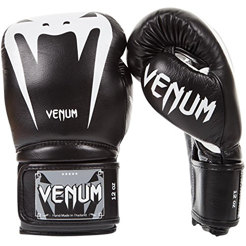 Venum Erwachsene Boxhandschuhe Giant 3.0, Black, 14oz, EU-VENUM-2055