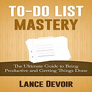 To-Do List Mastery Audiobook