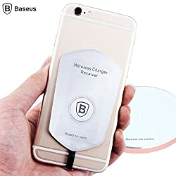 Baseus QI Wireless Charger Receiver for iPhone 6/6s iPhone 6/6s Plus, iPhone 5 / 5S / 5C/SE