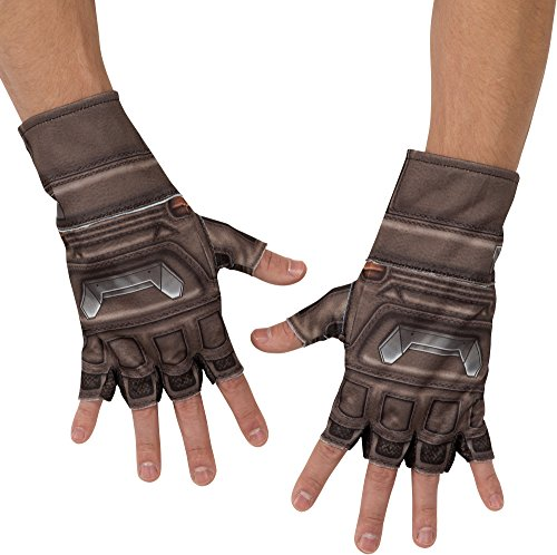 Rubie's Costume Co Men's Avengers 2 Age Of Ultron Adult Captain America Gloves