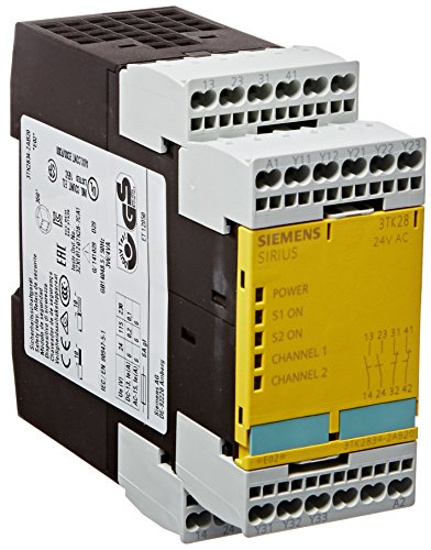 siemens 3tk28 34 2ab20 safety relay press control unit Refrigerator Compressor Start Relay Diagram GE Control Relays