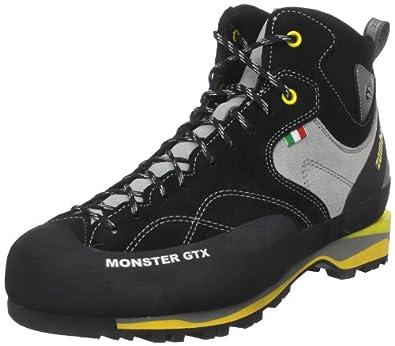 Zamberlan Men's A97 Monster GT RR Hiking Boot,Black/Grey,8 M US